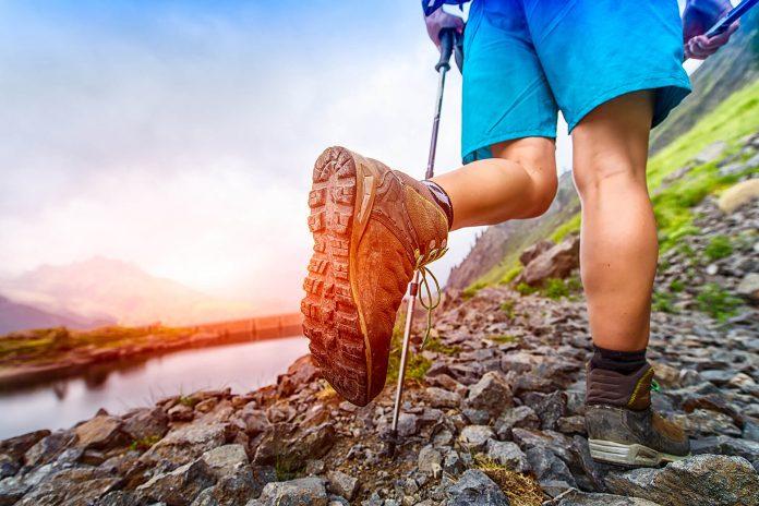 ¿Qué calzado uso en la Montaña?
